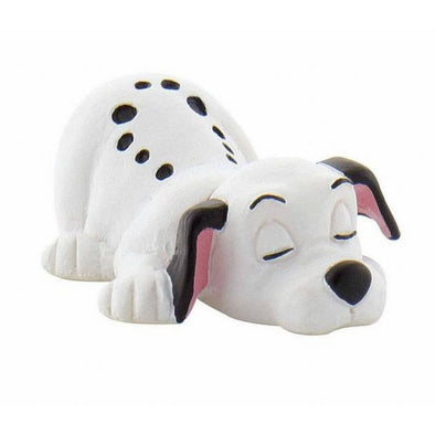 101 Dalmatians Cake Topper Lucky Lying Toy Figure