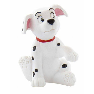 101 Dalmatians Cake Topper Rolly Toy Figure