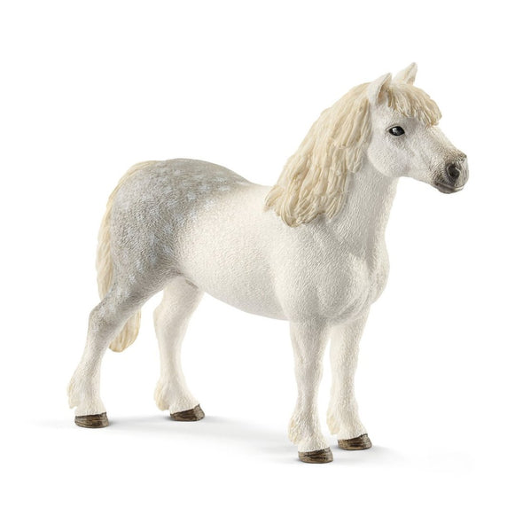 13871 Schleich Welsh Pony Stallion Horse