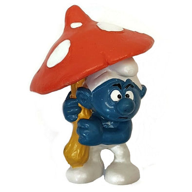 20118 Smurf Umbrella Smurfs from Schleich