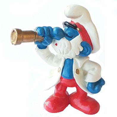 20141 Smurf - Papa Smurf Sea Captain