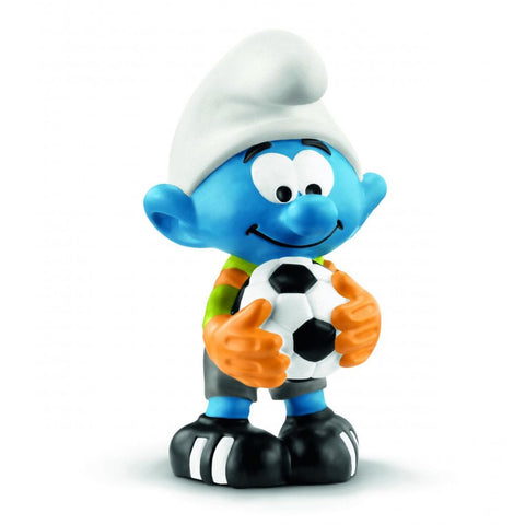 20808 Football Smurf Goalie.