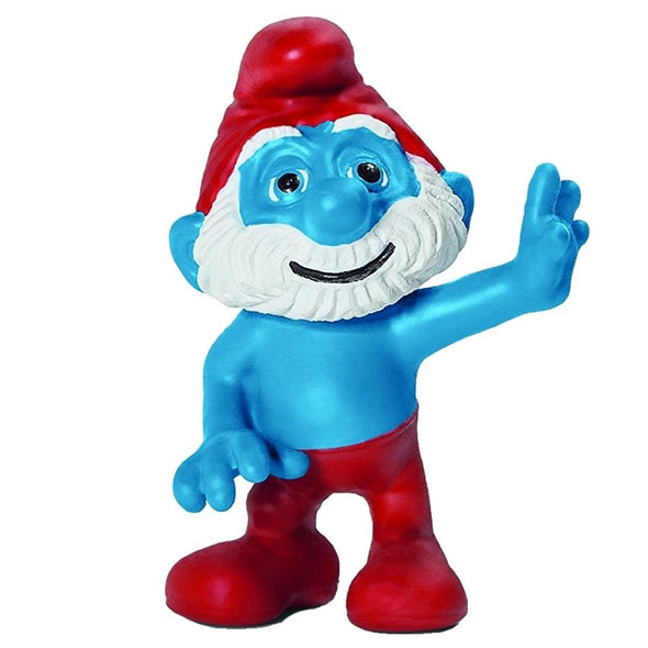 20754 Smurf - Papa Smurf - 2013 Smurf Movie 2