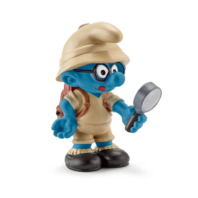 20777 Jungle Brainy Smurf 2016 Smurfs
