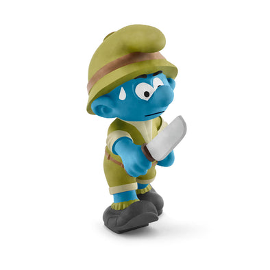 20782 Jungle Adventurer Smurf 2016 Smurfs