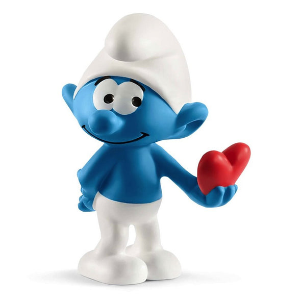 20817 Smurf with Heart 2019 Smurfs