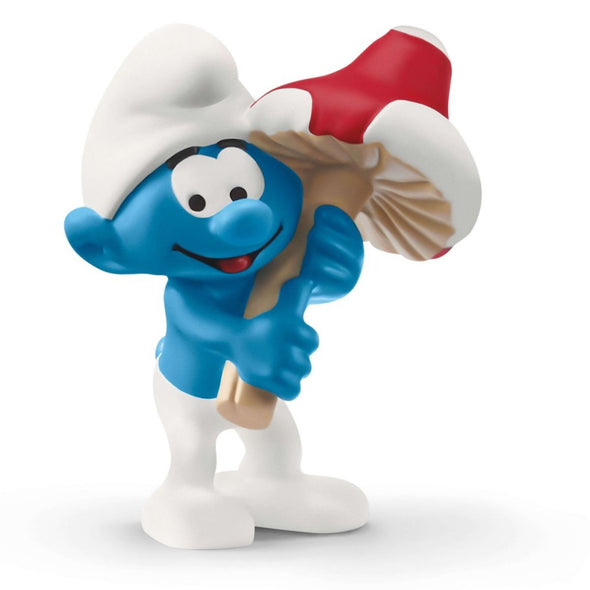 20819 Smurf with Good Luck Charm - 2020 Smurfs from Schleich