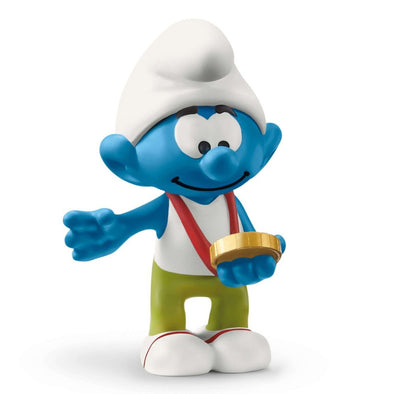 20822 Smurf with Medal - 2020 Smurfs from Schleich