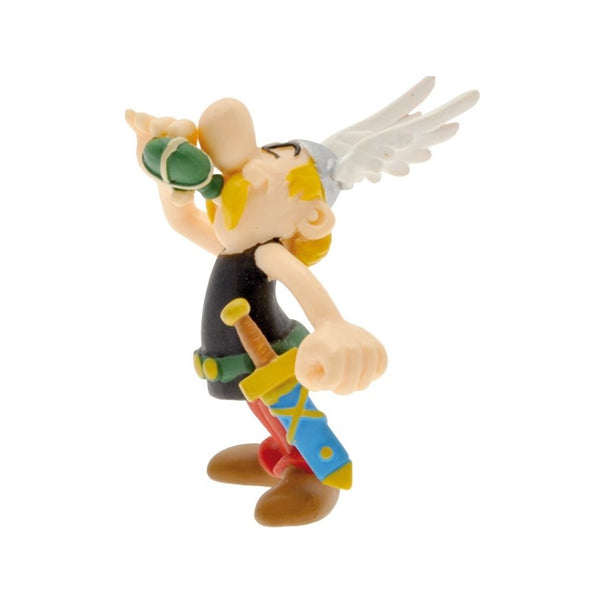 Asterix with Magic Potion Asterix Figure Plastoy Cake Topper
