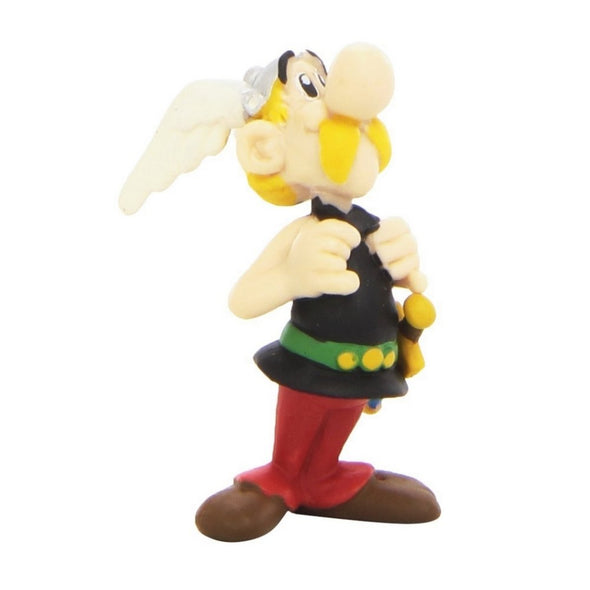 Asterix standing Asterix Figure Plastoy Cake Topper