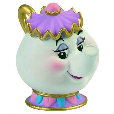 Beauty Beast Mrs Potts Disney Cake Topper