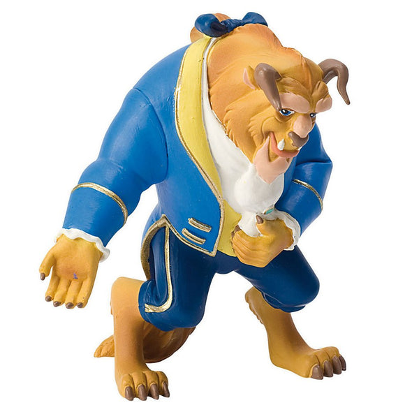 Beauty and the Beast Cake Topper Disney Figures