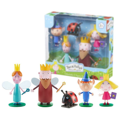 Ben & Holly's Little Kingdom Cake Topper