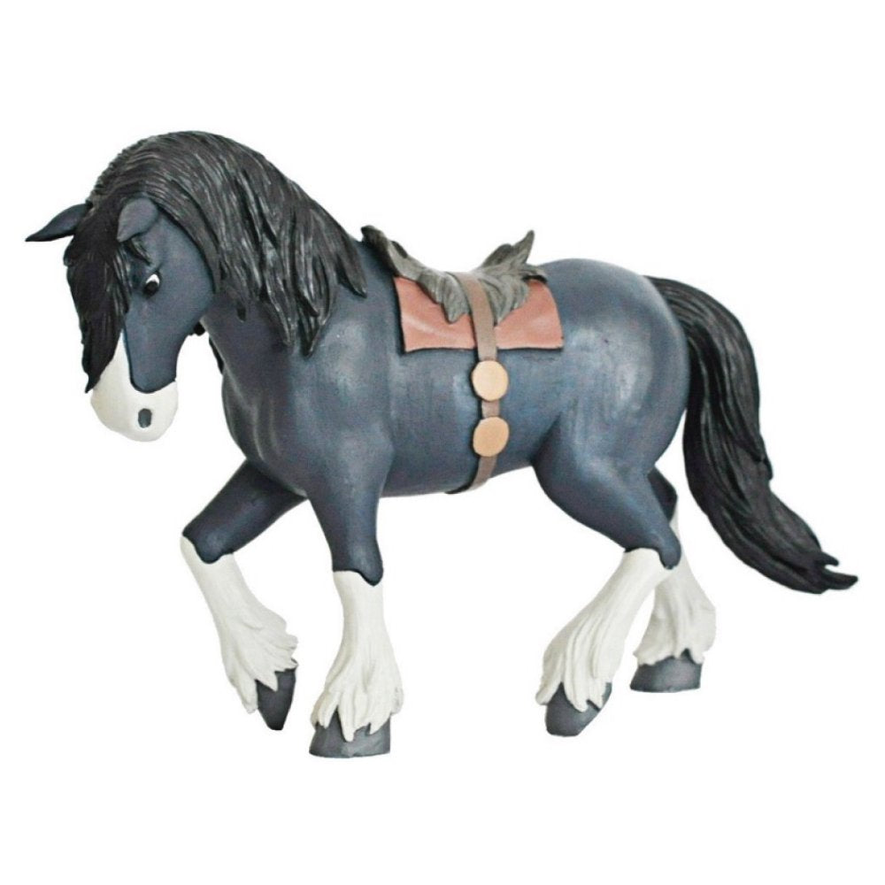 brave cake topper - angus the horse toy figure – toy dreamer