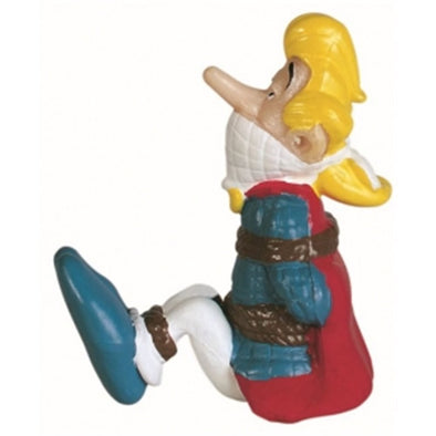 Cacofonix Tied Up Asterix Figure Plastoy Cake Topper
