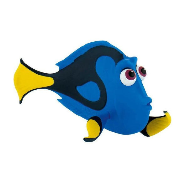 Finding Dory Cake Topper Dory Confused Toy Figure.