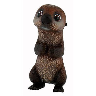 Finding Dory Cake Topper Otter Toy Figure.