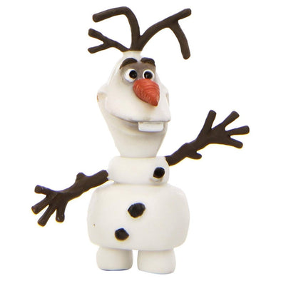 Frozen Olaf Snowman Toy Cake Topper Bullyland