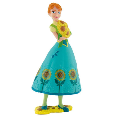 Frozen Princess Anna fever Disney toy cake topper