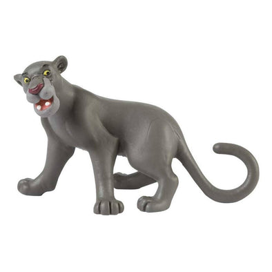 Jungle Book Cake Topper Bagheera the Panther Toy Figure