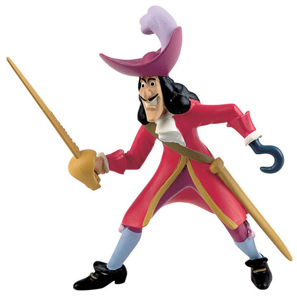 Peter Pan Captain Hook Disney figure