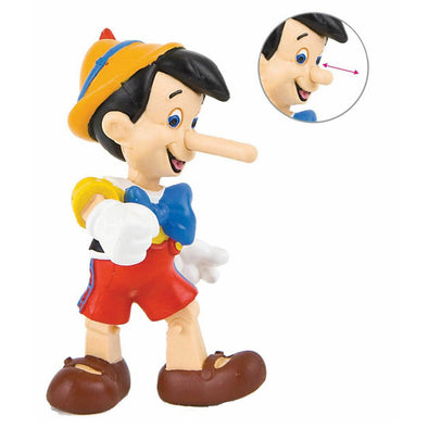 Pinocchio moving nose 12399 bullyland gepetto