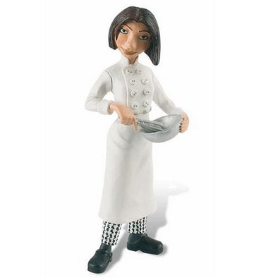Ratatouille Cake Topper Colette Toy Figure