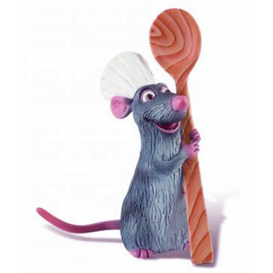 Ratatouille Cake Topper Remy Toy Figure Disney