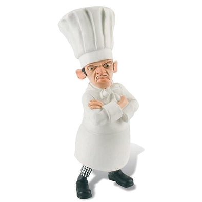 Ratatouille Cake Topper Skinner Toy Figure