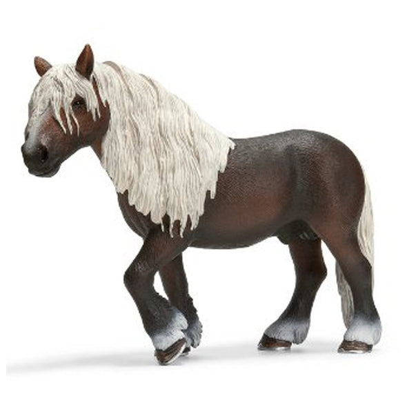 Schleich 13663 Black Forest Stallion Horse Club