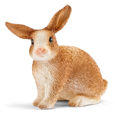 Schleich 13827 Rabbit sitting