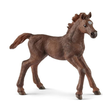 Schleich 13857 English Thoroughbred Foal Horse