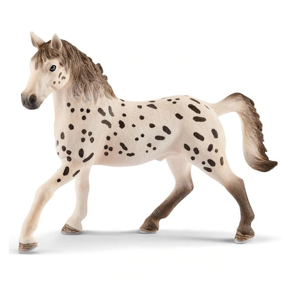 Schleich 13889 Knabstrupper Stallion