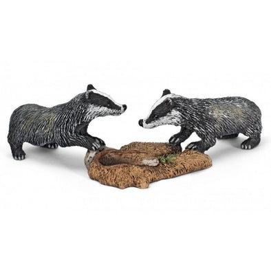 Schleich 14651 Badger Cubs