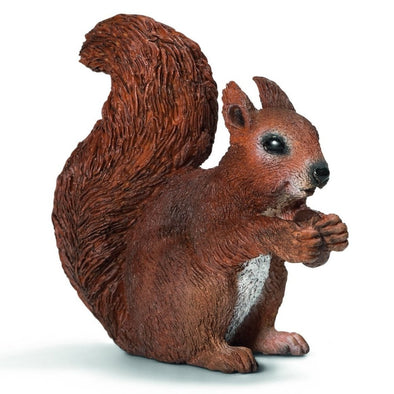 Schleich 14684 Squirrel Eating
