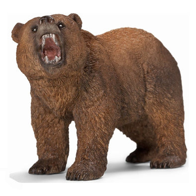 Schleich 14685 Grizzly Bear Male