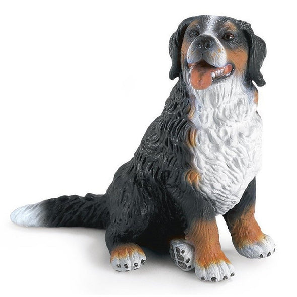 Schleich 16316 Bernese Mountain Dog, sitting