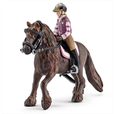 Schleich 42039 Pony Riding Set