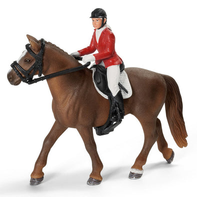 Schleich 42056 Show Jumping Riding Set