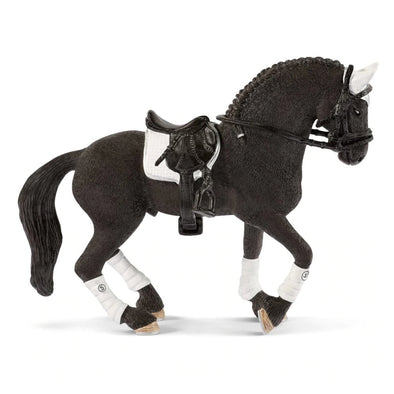 Schleich 42457 Friesian Stallion Riding Tournament