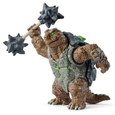 Schleich Eldrador 42496 Armoured Turtle with Weapon