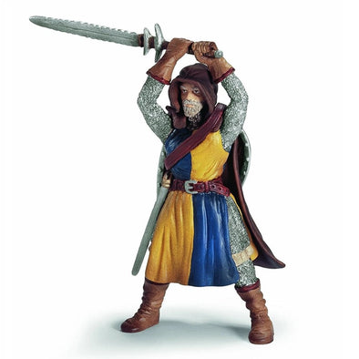 Schleich 70051 Knight with Two Handed Sword