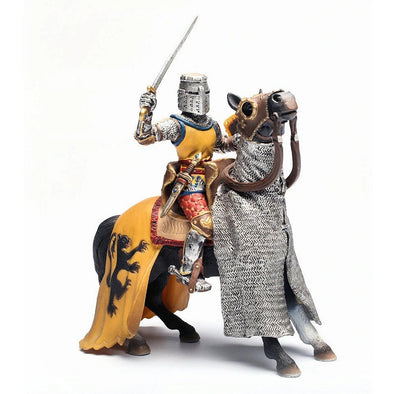 Schleich Knights - Knight on Horse with Sword
