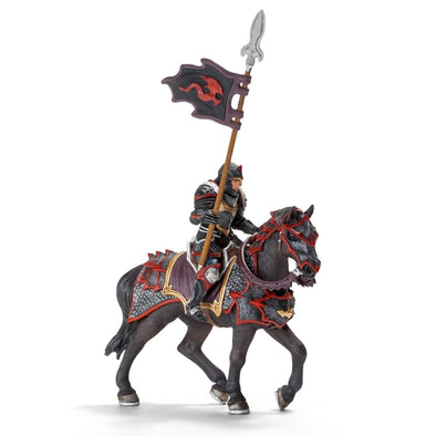 Schleich 70102 Dragon Knight on Horse ElDrador