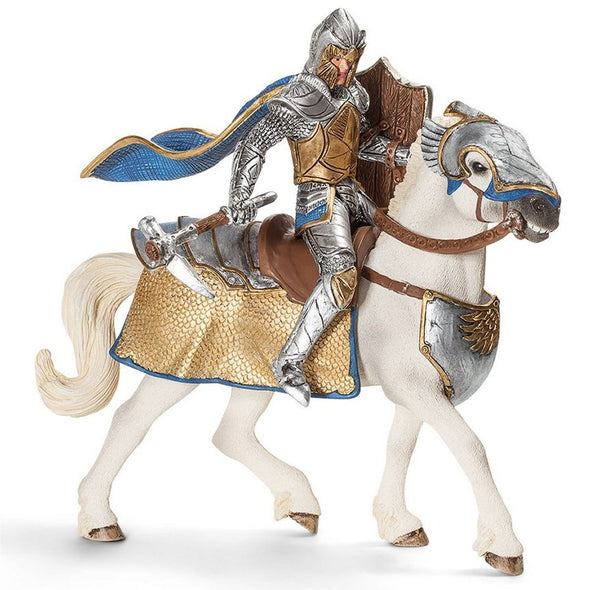 Schleich 70108 Griffin Knight on Horse