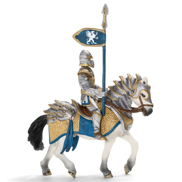 Schleich 70109 Griffin Knight on Horse with Lance