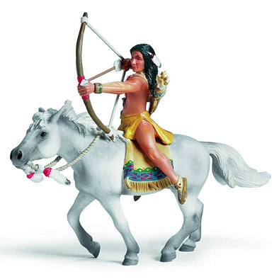Schleich 70301 Sioux Archer on Horse