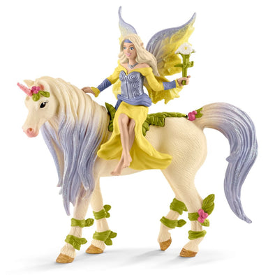 Schleich Bayala 70565 Sera with Blossom Unicorn