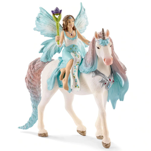 Schleich Bayala 70569 Eyela with Princess Unicorn