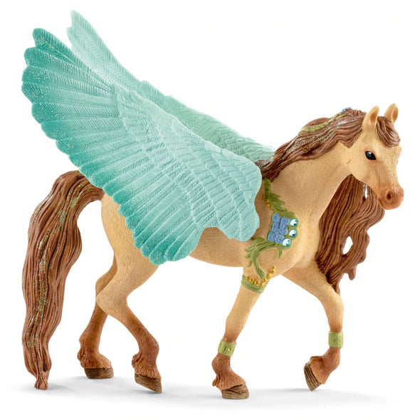 Schleich Bayala 70574 Decorated Pegasus Stallion